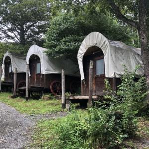 家族で初めてのキャンプに行きました【ノースランドキャンパーズビレッジ】