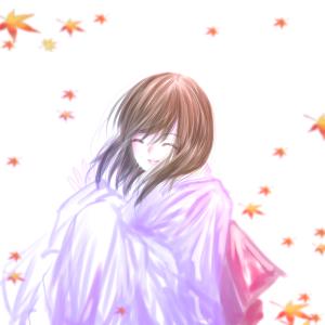 秋になり、涼しく・・