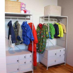 <無印良品で子供服収納>やっと納得のいく形にたどり着きました