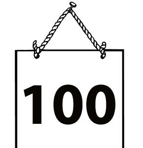 <雑記>ブログ100記事達成しました