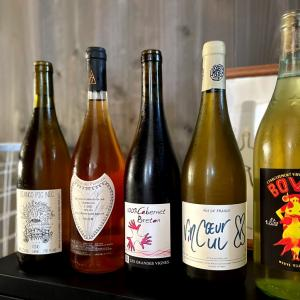 飲み切れなかったワインの保存と、自然派ワイン