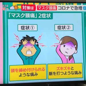 マスク頭痛を盾にまた薬を売るのか。それがコロナにつながるての! byなるりえ