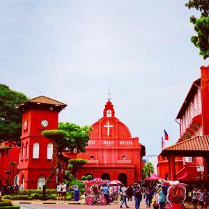 【マレーシア】KLから3時間。マレーシア1強烈な街マラッカへ。