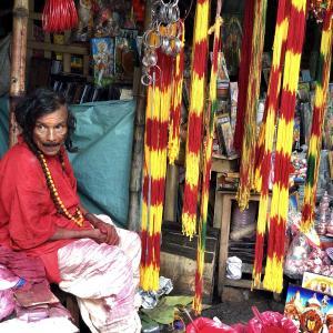 【インド】文字通りに首が飛ぶ。コルカタのカーリー寺院