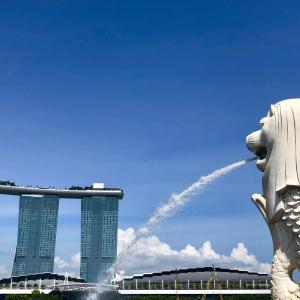 【シンガポール】シンガポールをギュッと凝縮。観光漬けの1日