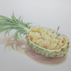 「パイナップルボード」