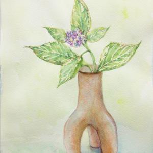 「USAGIの花瓶」