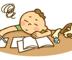 学校生活で疲れてる新小学一年生。家庭学習や習い事減らす?対応は?