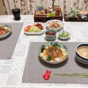 プリップリの海鮮丼