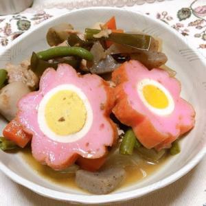八宝菜&唐揚げ&煮物