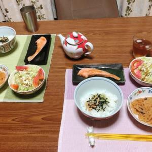 シンプルなお茶漬けが美味しい☆鮭茶漬け