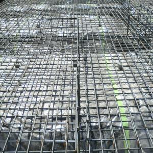 地盤改良工事から基礎工事