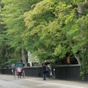 東北家族旅行二日目~武家屋敷の街とオールインクルーシブの宿