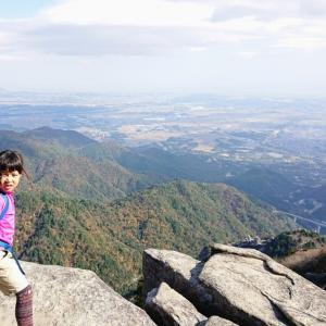 日本二百名山・御在所岳 ②