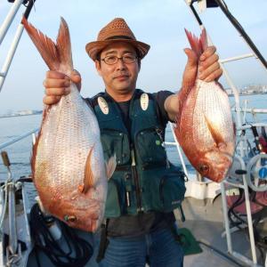 魚種豊富ですねぇ~😁🎵