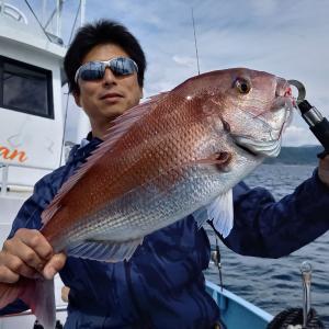 船釣りの釣果でーす🎵