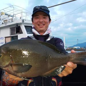魚種豊富な釣果です😌💓