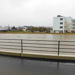 茂原市・一宮川氾濫の続報