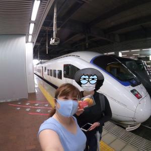 【特急ソニック】885系グリーン車(1号車)1番CD座席の乗車記(博多→別府)