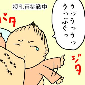 赤ちゃんが泣き止まない②