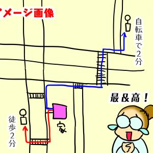 新しい幼稚園のバス停ものがたり