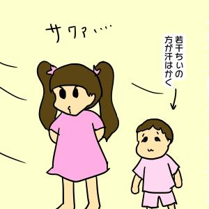 子どもの汗の不思議