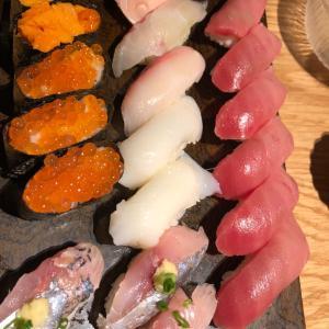 コロナ売上減による役員給与の減額✨高級鮨食べ放題に行きました✨
