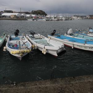 2020.02.08:福吉漁港をモノクロで4-完