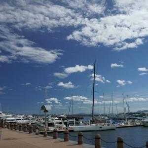 20.08.10:西福岡マリーナと姪浜漁港を漫ろ歩き1