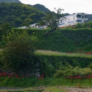 20.09.27:日田彦山線・採銅所駅再び1