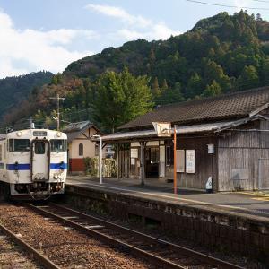 20.12.26:唐津、相知、お城にニャンコにゆる鉄駅舎9