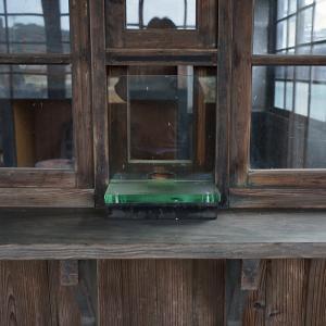 20.12.26:唐津、相知、お城にニャンコにゆる鉄駅舎13