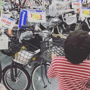 ステイホームの間に自転車の練習をする | にわか明太子