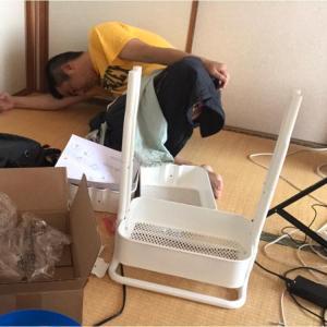 IKEAで家具買うと必ずこうなる!  にわか明太子