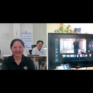 企業様にオンライン「スマホ動画教室」させて頂きました/にわか明太子