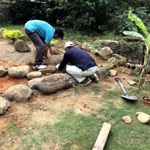 庭造り10