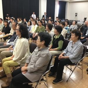 「ピアノde脳活」体験説明会、飯田市の会場は100名がご参加!!大大ヒットでした