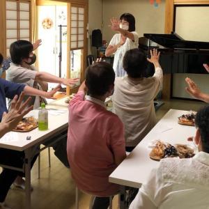「ピアノde脳活」福島県の佐藤久美子先生のお教室の生徒様はみんなが仲良し