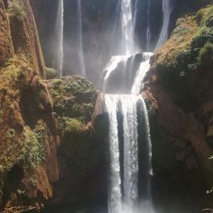 ウズウドの滝 Cascades d'Ouzoud