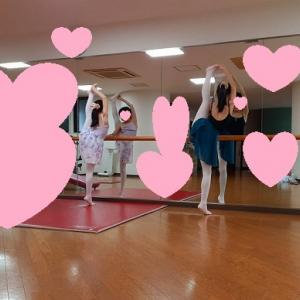 インヴェンション3番(動画)と臨時休校の延長( ノД`)シクシク…そして今日もバレエ♡