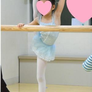 バレエと長女の筋肉&次女のピアノ。溢れでる喜びの心