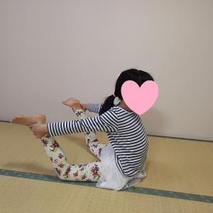 バレエのストレッチ&筋トレ(写真)