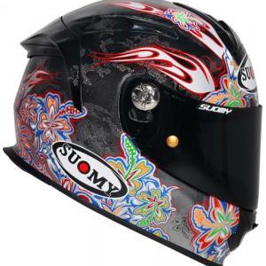 人気のイタリアンヘルメット SUOMY SR-SPORT入荷しました!