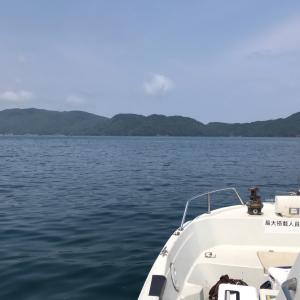 日本海で出船!!JAZZ船長☆