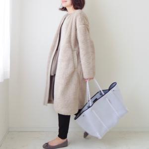 【ユニクロ】コートが驚きのユニクロ価格!!ジワジワ人気のボアフリース♪【UNIQLO】