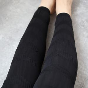 【むくみと脚痩せ】効果ある?気になっていた着圧レギンスを試してみました♪