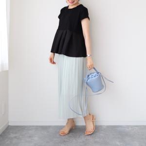 【ユニクロ】スカートじゃない!?ラクして綺麗なスカートパンツ【UNIQLO】