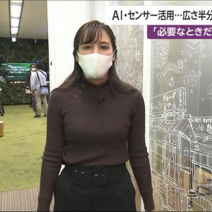 【リポーター】谷リサ子、「LiveNewsα」お〇ぱいが凄い!w