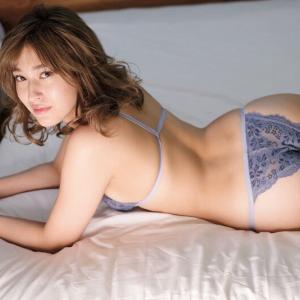 【元AKB48】平田梨奈(22)、「Fカップ」B87W62H95アメリカンボディ炸裂!