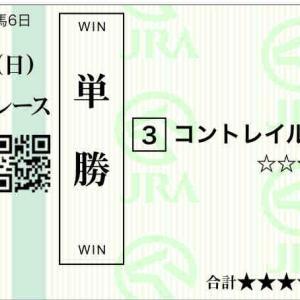 523日目:2020/10/25(日) 成績 27戦10勝 35900円→6620円 18%